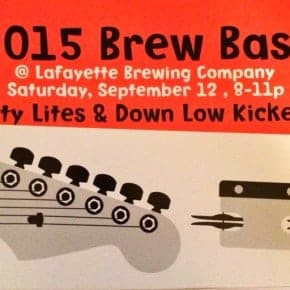 Join us for Brew Bash 2015!