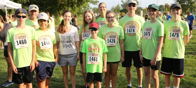 2016 Cupcake Run Results & Photo Gallery