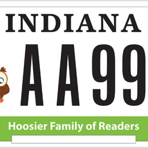The IN Education License Plate Has a New Design