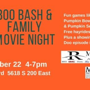 It's Boo Bash Time!
