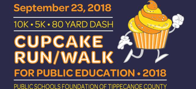 2018 Cupcake Run for Public Education
